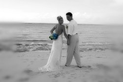 Bahamas wedding coordinating
